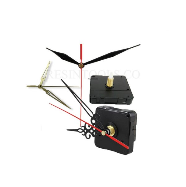 All Clock Mechanism - RESINTOOLS.CO