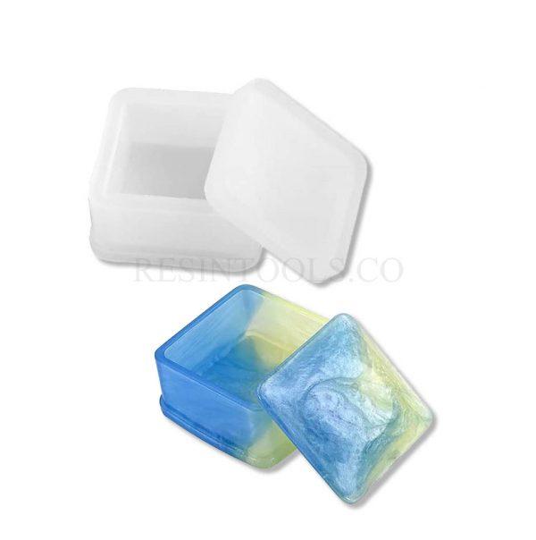 Square Storage box - RESINTOOLS.CO