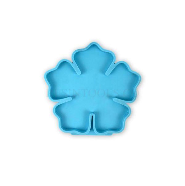 Flower Coaster 2- RESINTOOLS.CO