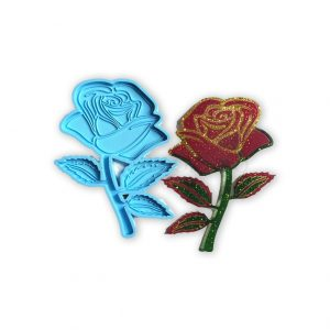 Rose Mold - RESINTOOLS.CO