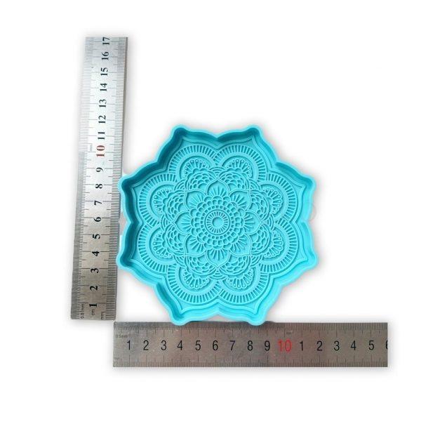 Flower Series Star Coaster - RESINTOOLS.CO