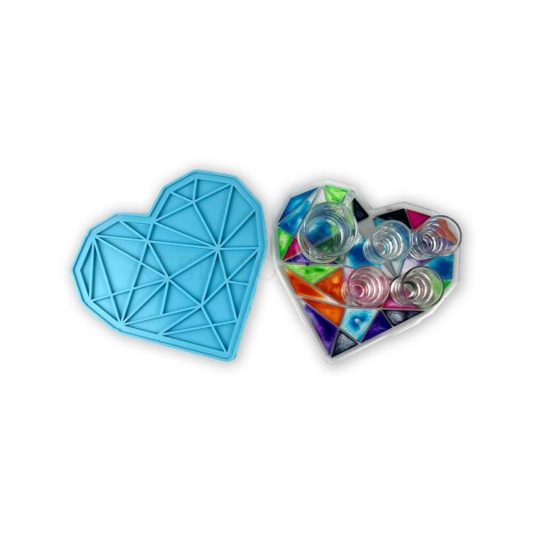 Heart Product 3 - RESINTOOLS.CO