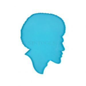 Man Face Tray - RESINTOOLS.CO