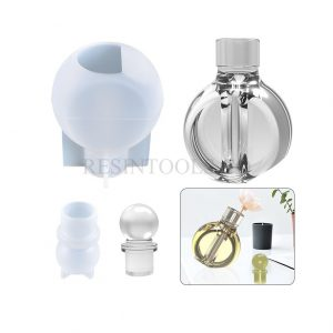 Perfume Bottle - Resintools.co
