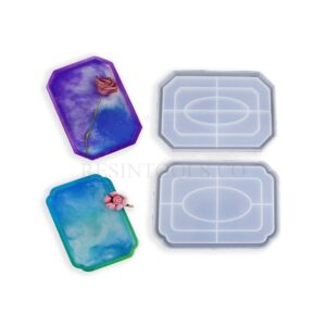 Large Sides Tray Mold products - Resintools.co