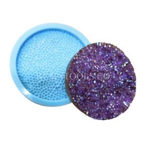 Shiny Round shape - Resintools.co
