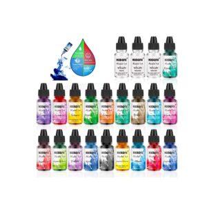 Alcohol Ink Colors per bottle - RESINTOOLS.CO