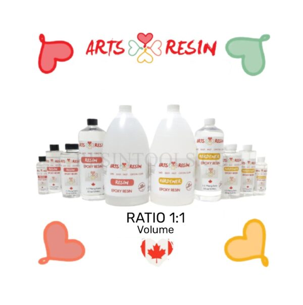 Arts Resin Family- Resintools.co